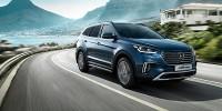 www.moj-samochod.pl - Artykuďż˝ - Jeszcze większy Hyundai, nadchodzi Grand Santa Fe