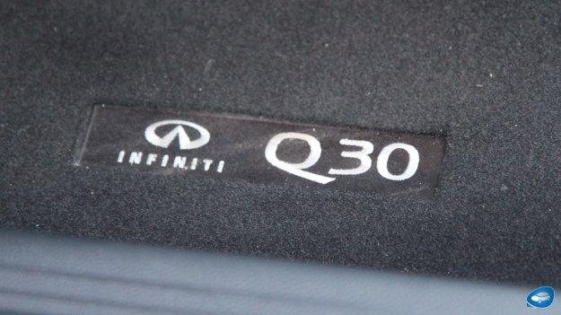 Infiniti Q30S, niemiecka myśl japońskie wykonanie cz.II