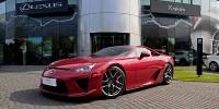 www.moj-samochod.pl - Artykuďż˝ - Wyjątkowy Lexus do kupienia za 2.8 miliona złoty