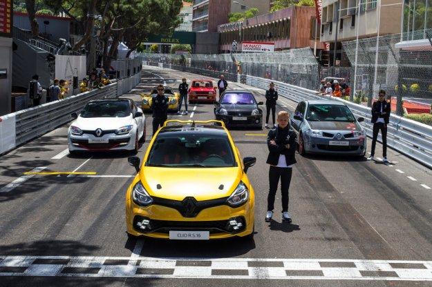 Renault świętuje 40 urodziny sportowego oddziału