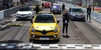 www.moj-samochod.pl - Artykuďż˝ - Renault świętuje 40 urodziny sportowego oddziału