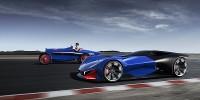 www.moj-samochod.pl - Artykuďż˝ - Sportowa hybryda Peugeot na 100 lecie historycznego zwycięstwa