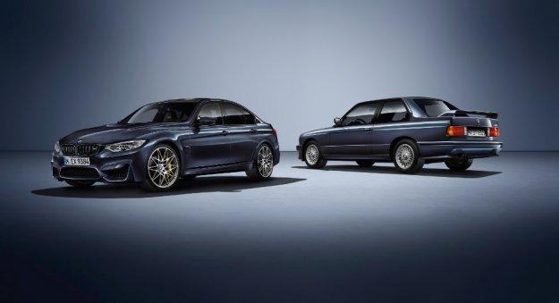 BMW świętuje 30 lat modelu BMW M3 limitowaną serią
