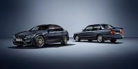 www.moj-samochod.pl - Artykuďż˝ - BMW świętuje 30 lat modelu BMW M3 limitowaną serią