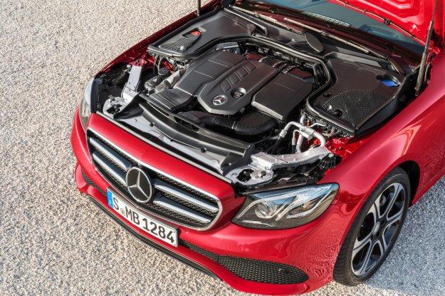 Nowa rodzina jednostek wysokoprężnych Mercedesa