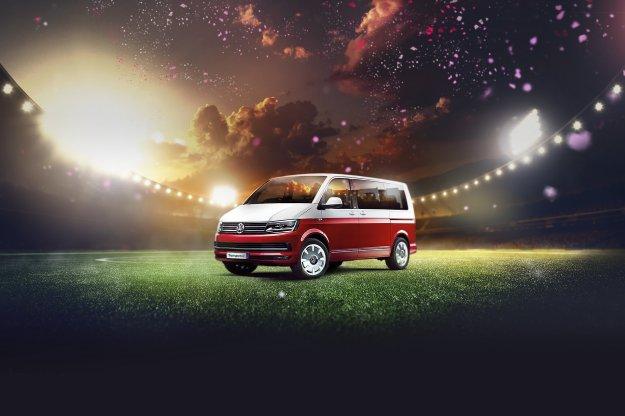 Volkswagen dowiezie fanów piłkarskich na mecz Polska-Holandia