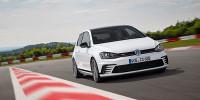 www.moj-samochod.pl - Artykuďż˝ - Jubileuszowy Volkswagen Golf GTI Clubsport wjeżdża do salonów