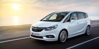 www.moj-samochod.pl - Artykuł - Opel Zafira mocne uderzenie w konkurencję