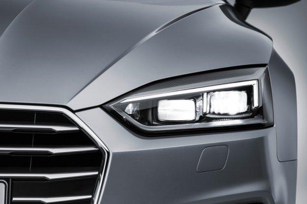 Nowe i bardzie eleganckie Audi A5
