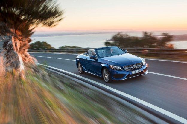 Mercedes powiększa rodzinę kabrioletów o C-klasę
