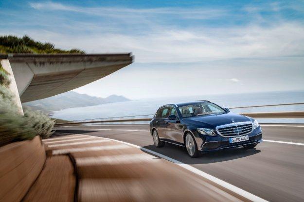 Premiera szóstej generacji Mercedesa E klasy w kombi