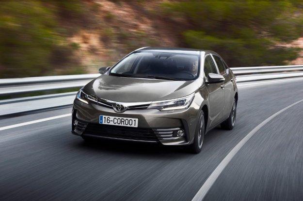 Toyota wprowadza na rynek odświeżoną Toyota Corolla