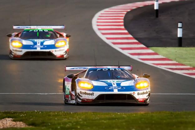Wielki powrót legendy, Ford GT wygrywa LeMans