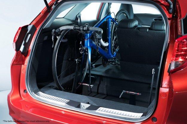 Honda Civic Tourer idealny samochód dla rowerzystów