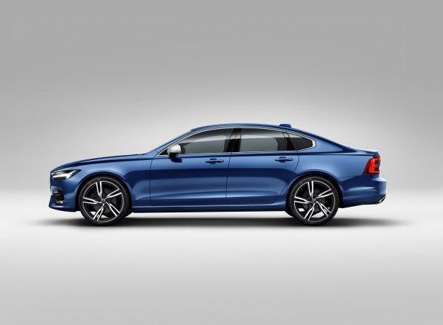 Volvo S90 i Volvo V90 w nowej sportowej szacie