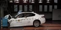 www.moj-samochod.pl - Artykuďż˝ - Wyniki trzech nowych testów EuroNCAP