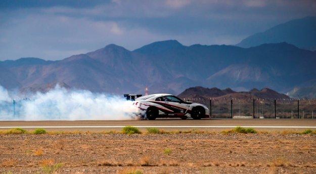 Nowy Nissan GT-R 2017 na Festiwalu Prędkości