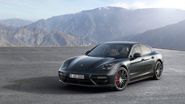 Porsche Panamera jedyna tak sportowa limuzyna na rynku