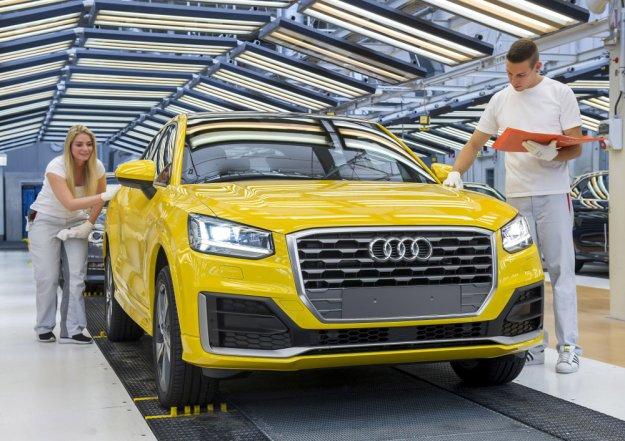 Ruszyła produkcja nowego Audi Q2