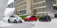 www.moj-samochod.pl - Artykuďż˝ - Smart poszerza ofertę modeli  o nowe bardziej dynamiczne wersje