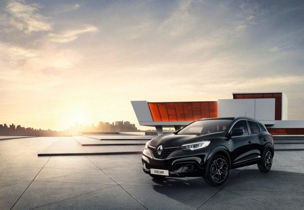 Nowa limitowana seria modeli Renault Captur oraz Renault Kadjar