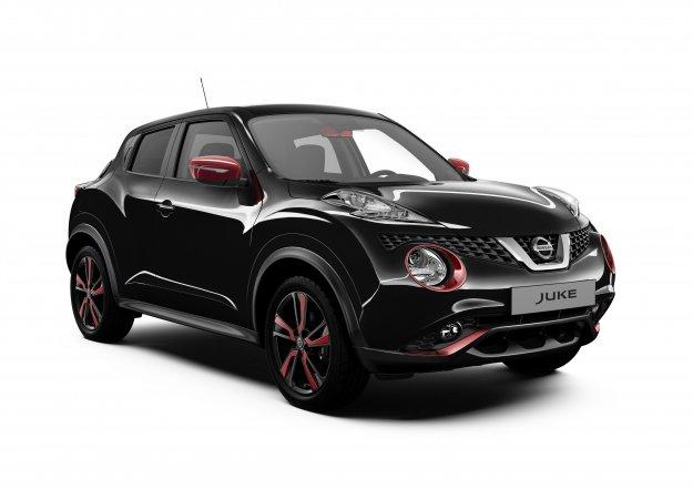 W cenniku modelu Nissan Juke pojawia się nowa pozycja