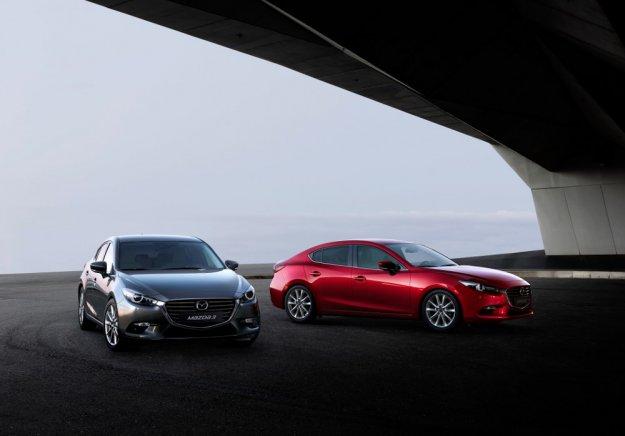 Mazda 3 z premierowym systemem SKYACTIVE-VEHICLE DYNAMICS