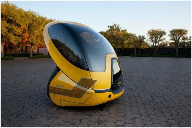 Chevrolet EN-V - utopia?