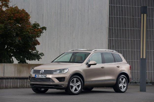 Volkswagen Touareg w nowej wersji wyposażeniowej
