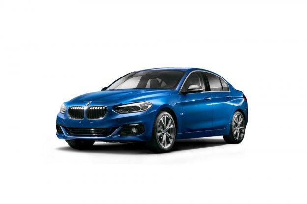 Kompaktowa limuzyna BMW serii 1 tylko dla chińskiego rynku