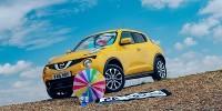 www.moj-samochod.pl - Artykuďż˝ - Crossovery Nissan ze specjalną powłoką lakieru
