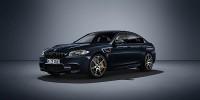 www.moj-samochod.pl - Artykuł - BMW serii M5 w najmocniejszej wersji Competition Edition
