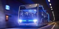 www.moj-samochod.pl - Artykuł - Mercedes Future Bus, kolejny udany pokaz technologi autonomicznej