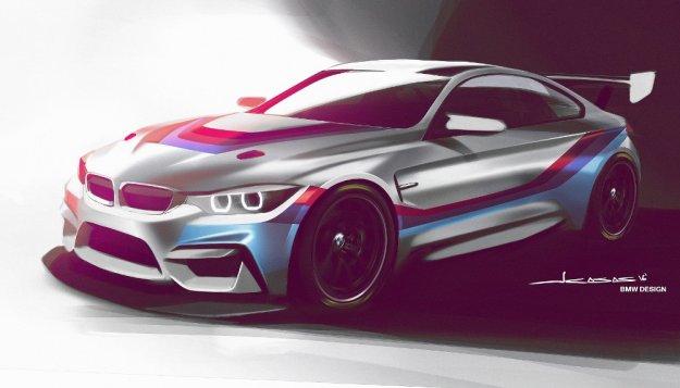 BMW poszerza swoją sportową ofertę o model BMW M4 GT4