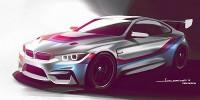 www.moj-samochod.pl - Artykuł - BMW poszerza swoją sportową ofertę o model BMW M4 GT4
