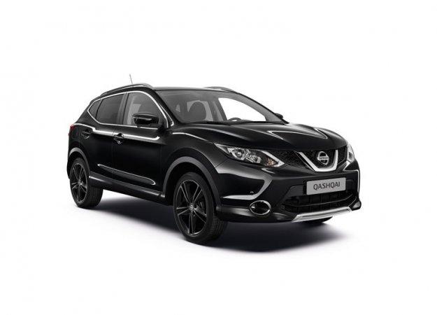 Nissan Qashqai w specjalnej wersji Black Edition