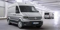 www.moj-samochod.pl - Artykuł - Nowy Volkswagen Crafter wkracza do akcji