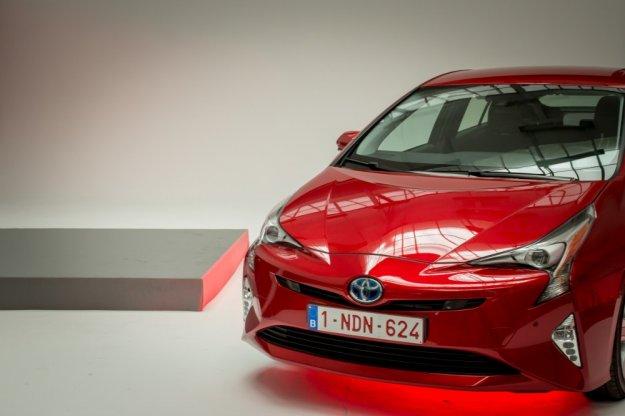Czwarta generacja Toyota Prius sprawdzona dla biznesu