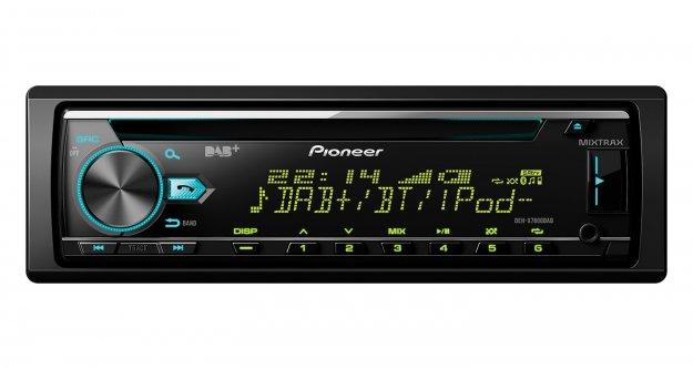 Pioneer z nową niskobudżetowa ofertą radioodtwarzaczy