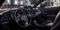 www.moj-samochod.pl - Artykuł - Hybrydowy crossover Toyoty z krystalicznie czystym brzmieniem