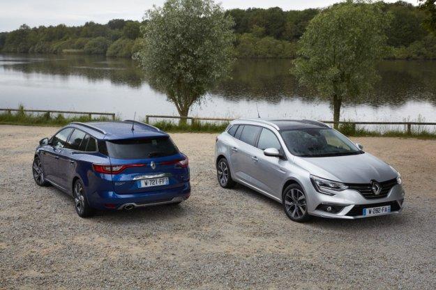 Czwarta generacja Renault Megane Grandtour od 63 900 zł