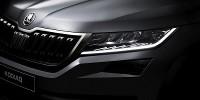 www.moj-samochod.pl - Artykuďż˝ - Skoda udostępnia pierwsze zdjęcia detali nowego modelu Kodiaq