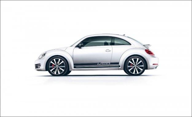 New Beetle R Concept wśród elity VW