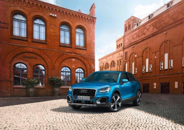 Do Polskich salonów Audi trafia nowy Audi Q2