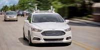 www.moj-samochod.pl - Artykuďż˝ - Pierwsze autonomiczne samochodu Forda już w 2021 roku