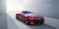 www.moj-samochod.pl - Artykuďż˝ - Mercedes-Maybach 6 reinterpretacja klasycznego piękna