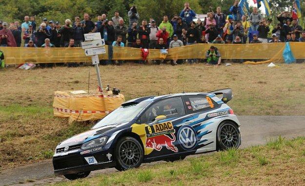 WRC: Dominacja Volkswagen coraz bardziej zagrożona