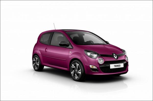 Renault Twingo dla niej spokojnej i sportowej
