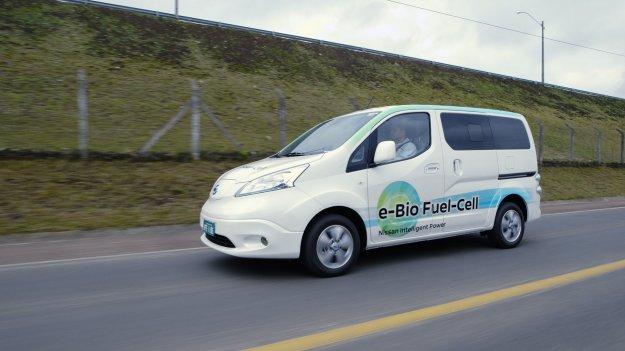 Elektryczny Nissan z zasięgiem do 600 km dzięki e-Power