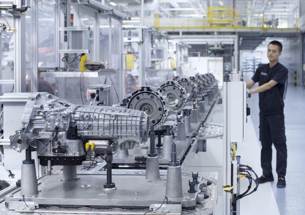 Audi uruchamia nową linię produkcyjną w Chinach